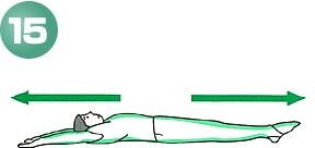 ストレッチ体操15