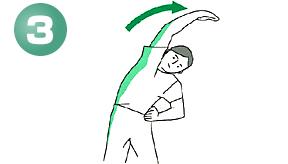 ストレッチ体操3