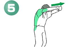 ストレッチ体操5