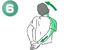 ストレッチ体操6