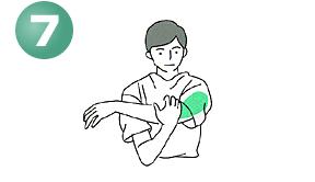 ストレッチ体操7