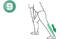 ストレッチ体操9