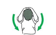 肩こり体操1